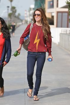 audrina patridge style   Shop Style Celebrity » Audrina Patridge Out in Los Angeles, January ...