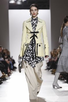 Proenza Schouler Ready To Wear Fall Winter 2016 New York