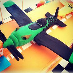 "Pixar Planes ""fondant ripslinger"""