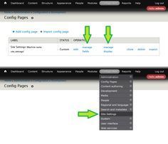 Configure and access created config page Drupal, How To Get, Ads