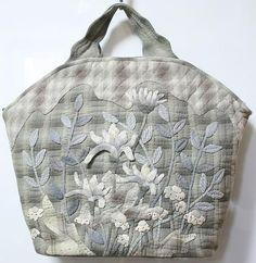 貝田明美材料包_貝田明美的手提袋材料包 T系列_貝田明美的材料包_名師特區_麻雀屋手藝工坊 | 小蜜蜂手藝世界 | 就是拼布精品