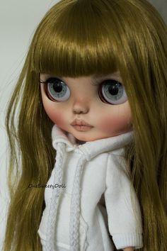 Reserved Mabel Custom original Takara Blythe Doll Simply
