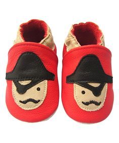 Forgotten Princess - Look at this #zulilyfind! Red Pirate Leather Booties #zulilyfinds