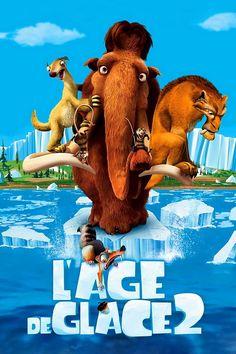 L'âge de glace 2 (2006) - Regarder Films Gratuit en Ligne - Regarder L'âge de…