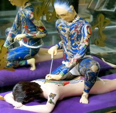 japanese yakuza | In Japan, Tattoos Are Not Just For Yakuza Anymore : Japan Subculture ...