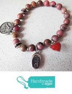 Pulsera unisex amuleto de la buena suerte salud, dinero y amor de Joyería y Bisutería artesanal Oscurarosa https://www.amazon.es/dp/B074K1JFXP/ref=hnd_sw_r_pi_dp_ktbIzb9A7GJ85 #handmadeatamazon