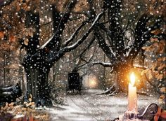 Free download best cute and famous christmas natural candles wallpaper