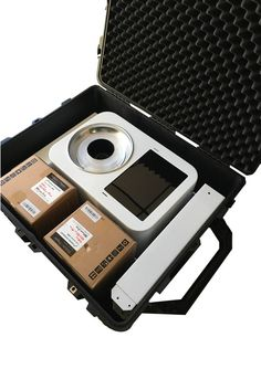 Travel Case for HootBooth® MINI DSLR EventPRO Photo Booth