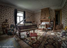 Music Room by stengchen.deviantart.com on @DeviantArt