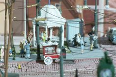 Another view taken of the Trenton Grand Union diorama.