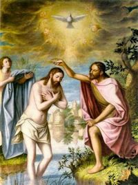 Feast of the Baptism of the Lord - January 12, 2014 - Liturgical Calendar - Catholic Culture