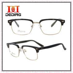 a12bafbbf58 New Fashion Square Glasses Frame Super Light Myopia Glasses Frame ...