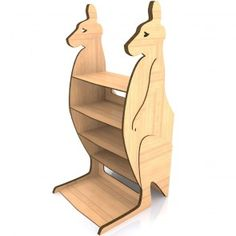 Kangaroo Shelf CNC Laser / Router
