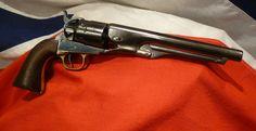 1860 Army Colt 44 caliber