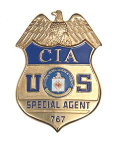 CIA Badge | The Specialists LTD | The Specialists, LTD.