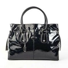 2dfc8588bac Saletod'S Patent Leather Handbag