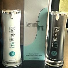 Did you know? NeriumAD products have been dermatologically tested and proven safe for all skin types.