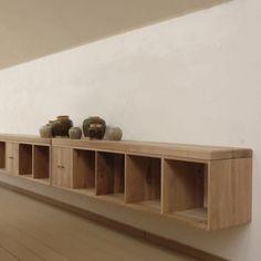 wooden wall shelf - Google zoeken