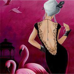 Flamingo ~ Misstigri