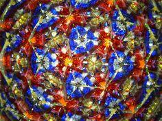 Kaleidoskop für Kamera basteln