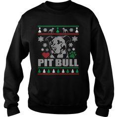 Pitbull Ugly Christmas 2016 Sweater, Hoodie
