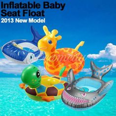 Inflatable Baby Kids Toddler Infant Swimming Pool Swim Seat Float Boat Ring New **************************************** מגוון מתנפחים מדליקים לפעוטות רק ב כ 24 שקל כולל משלוח חינם!