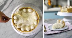 Recept na nepečený Raffaello cheesecake, po ochutnaní ktorého sa budete oblizovať až za ušami! Kokosový dezert, zákusok, torta, koláč z kokosu