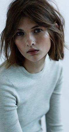 70 Terrific & Simply Cute Haircuts For Girls To Put You On Center Stage - The Right Hairstyles for You - Women's Haircuts & Hairstyles Good Hair Day, Great Hair, Bob Braun, Medium Hair Styles, Short Hair Styles, Chic Short Hair, Short Blonde, Cute Haircuts, Bob Haircuts