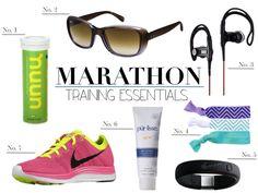 The Best Marathon Training Essentials #werunsf #artofstyle