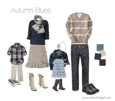 What to wear for family pictures in the fall. Looks cool. Family Picture Colors, Fall Family Pictures, Family Picture Outfits, Family Pics, Family Portraits What To Wear, Family Portrait Outfits, Fall Portraits, What To Wear Fall, How To Wear