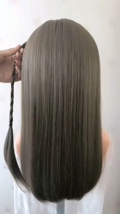 You are in the right place about ash blonde hair with pink Here we offer you the most beautiful pict Make Hair Grow, Grow Long Hair, How To Make Hair, Pink Blonde Hair, Ash Blonde, Underlights Hair, Peinados Pin Up, Hair Specialist, New Hair Growth