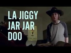 Carl Grimes - Carl Poppa  -- OMG.. sometimes my sense of humor even concerns me.. lmao.  The Walking Dead