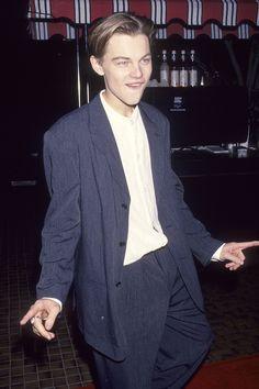 Vintage Leonardo DiCaprio Pictures - Cool Hand Gestures Leo - Elle