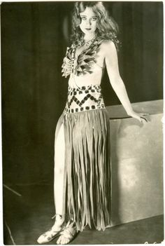 Dolores Costello, 1928, by Russell Ball