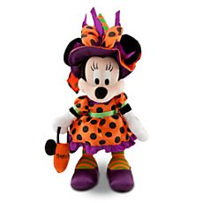 Switch Out Your Kids Candy and Replace It With Minnie Mouse - All Dressed Up For Halloween. Disney World Halloween, Minnie Mouse Halloween, Mickey Minnie Mouse, Halloween Themes, Disneyland Halloween, Halloween Party, Halloween 2017, Halloween Stuff, Happy Halloween