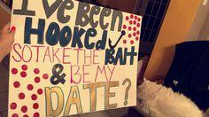 How I asked my boyfriend to my Prom! ( promposal 2016 fishing country boyfriend )