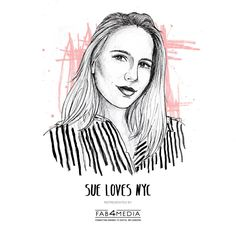 Interview mit SuelovesNYC #suelovesNYC #teamfab4 #fab4media