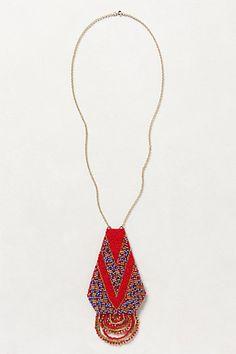 Transfixion Necklace #anthropologie