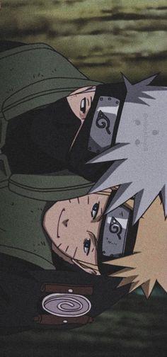 Naruto & Kakashi 💕