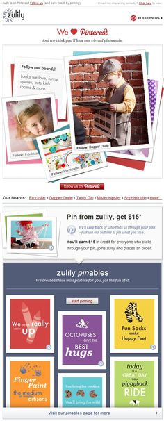 Combine Pinterest and Email Marketing to Increase Sales
