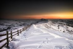 Mam Tor Sunrise by Andi Campbell-Jones on 500px