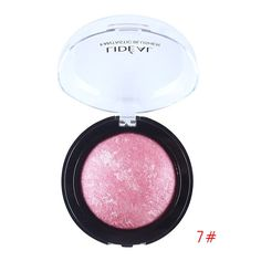 7 Colors New Brand Bronzer Powder Blush Blusher Makeup Palette Facial Eye Shadow Free Shipping Make Up With Brush
