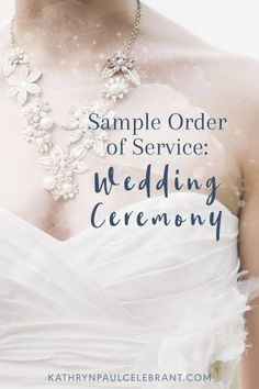This is a guide to a basic, traditional order of service for an Australian #wedding ceremony > Weddings, #marriage, celebrant, officiant, order of service, #ceremony, bride, groom, same sex, love, #relationships, couples, sexuality, gender & body diversity > read more at kathrynpaulcelebrant.com