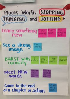 Tracking thinking while reading (image only) Reading Intervention, Reading Skills, Teaching Reading, Teaching Science, Guided Reading, Teaching Ideas, Third Grade Writing, 4th Grade Reading, 3rd Grade Math