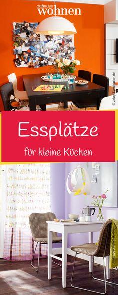 Essplätze Für Kleine Küchen
