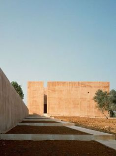John Pawson and Claudio Silvestrin - Neuendorf House