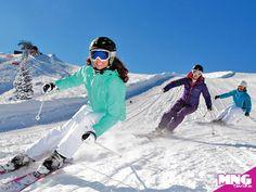 Soğuk kış günlerini eğlenceye çevirmenin en iyi yolu kayak için siz nereyi seçtiniz?  #mngturizmle #sömestr #tatil #kayak #snowboard #snowboarding #winter #holiday