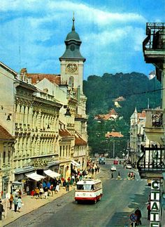 Brasov Romania, Busses, Tourism, Universe, Europe, Earth, Nature, Image, Life