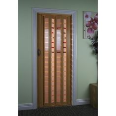 The New Generation Folding Door - Beech
