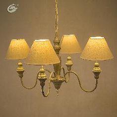 [ 23% OFF ] Vintage Chandelier Light Retro Hanging Ligts Fixture For Home Decor